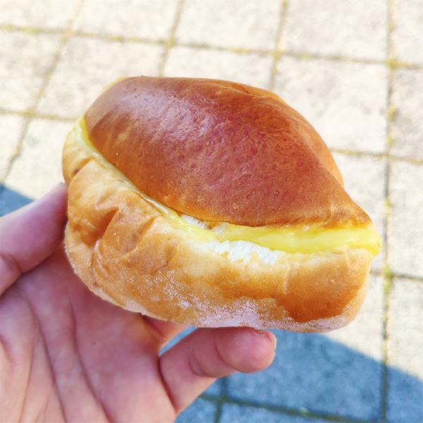 クガノマルイパン クリームパン